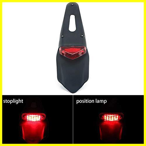 [ new goods unopened ] centone for motorcycle LED Enduro tail lamp re drain z number light attaching all-purpose