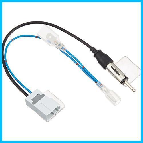 アンテナ変換コード(CE2タイプ(カプラー内丸型)) エーモン AODEA(オーディア) アンテナ変換コード ホンダ車_画像1