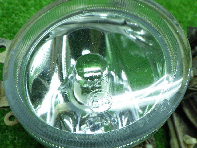 ミツビシ H58A パジェロミニ フォグランプ 左右セット 210604128_画像2