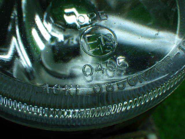 ミツビシ H58A パジェロミニ フォグランプ 左右セット 210604128_画像5