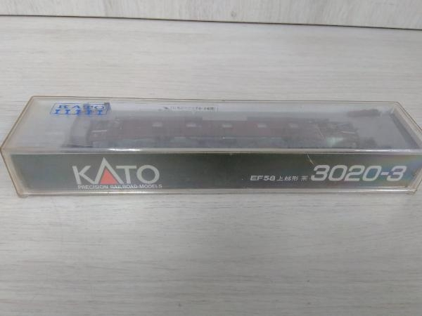 現状品 Nゲージ KATO EF58形電気機関車 (上越線仕様・茶色) 3020-3_画像2