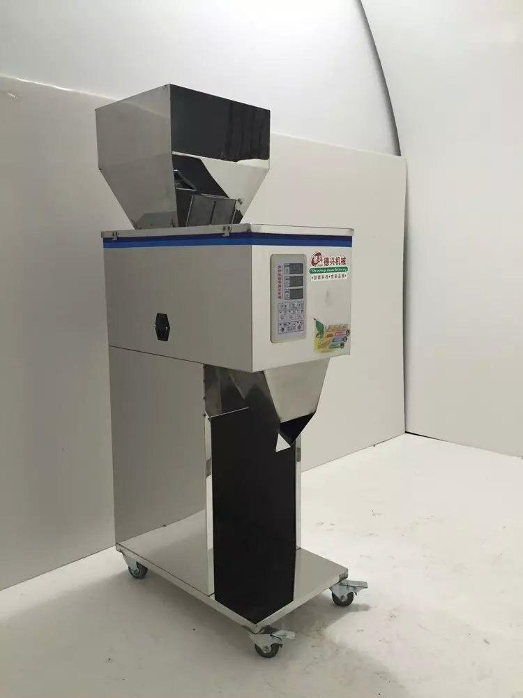 食品包装機 粒/粉末用食品包装充填機 10-999グラム_画像1