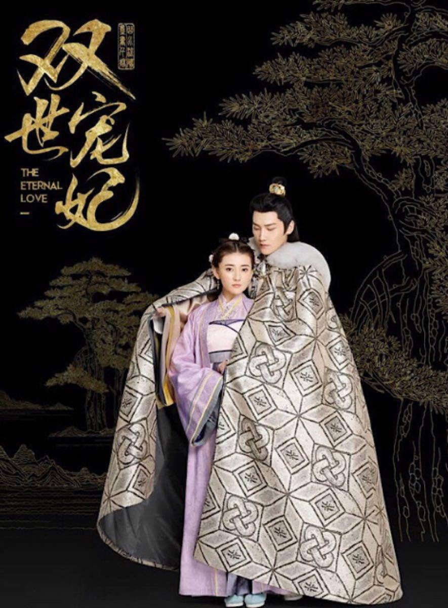 中国ドラマ 寵妃の秘密 私の中の二人の妃 DVD全話全卷 日本語字幕付き 高画質 送料無料