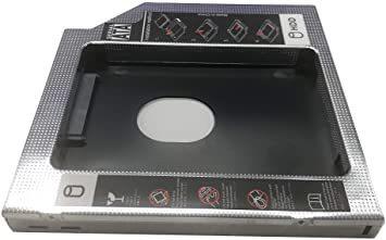 【PCATEC】2nd 12.7mmノートPCドライブマウンタ セカンド 光学ドライブベイ用 SATA/HDD 2.5インチハー_画像2