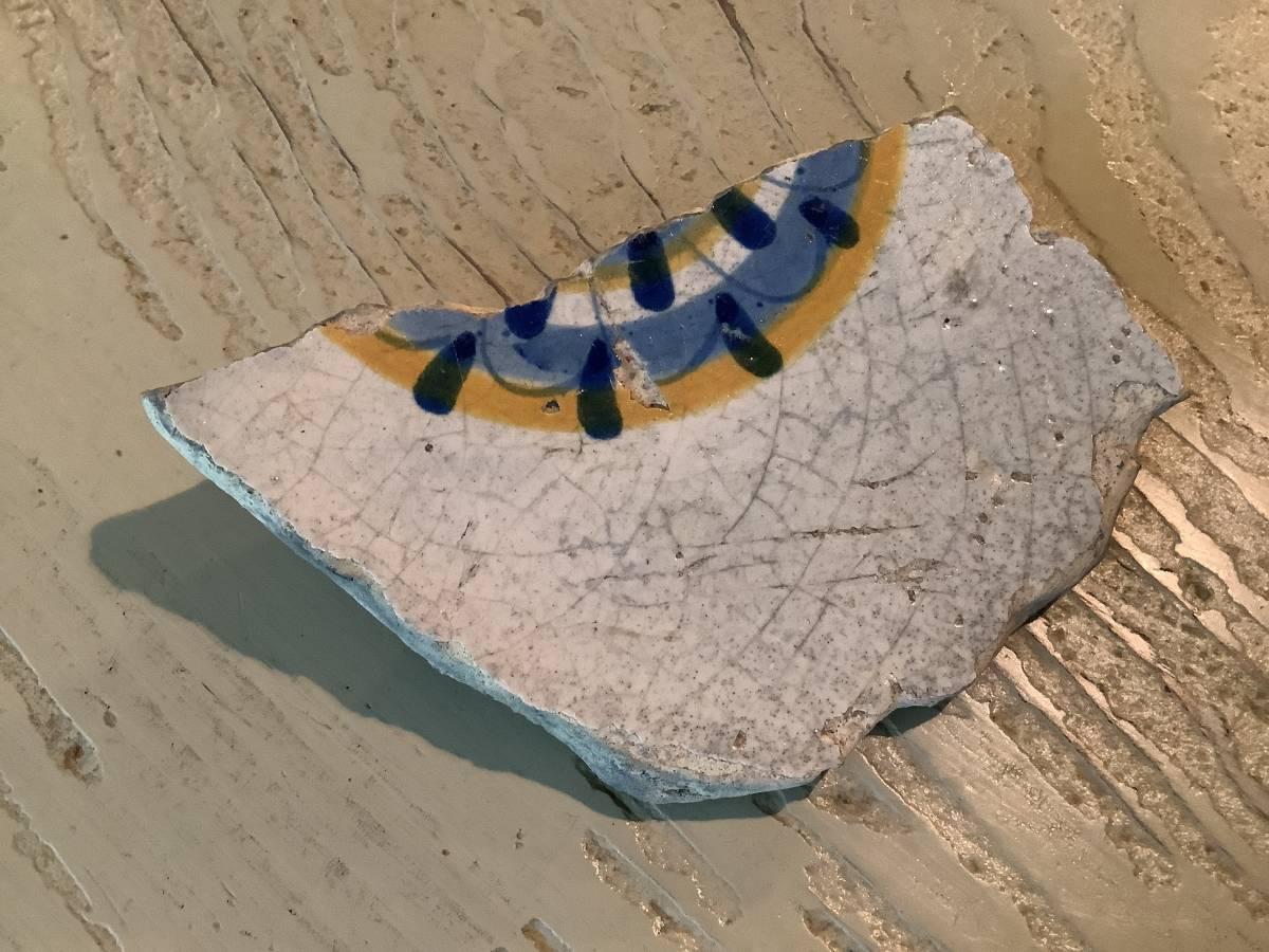 オブジェ ヨーロッパ 陶片 その2_画像2