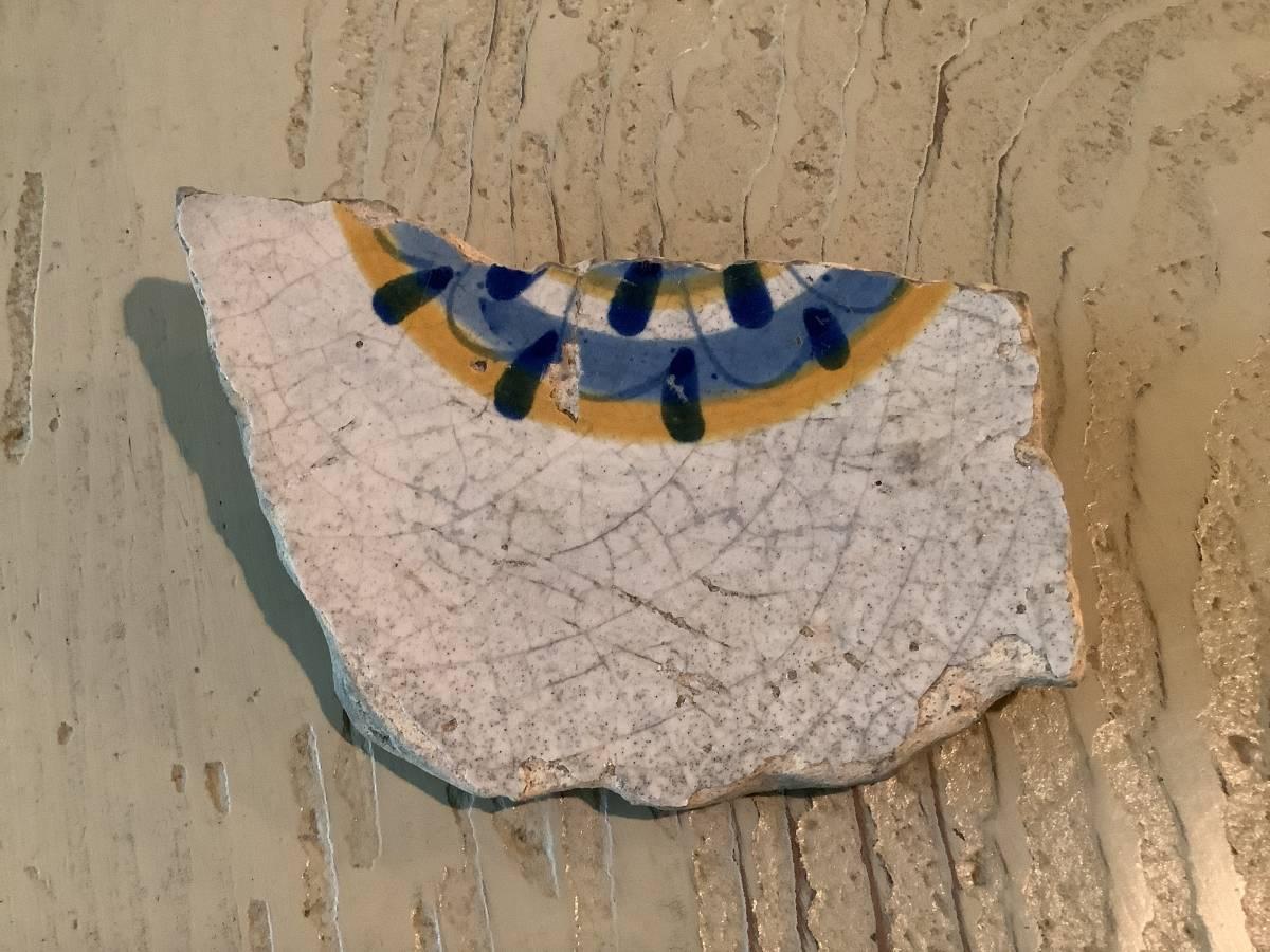 オブジェ ヨーロッパ 陶片 その2_画像3