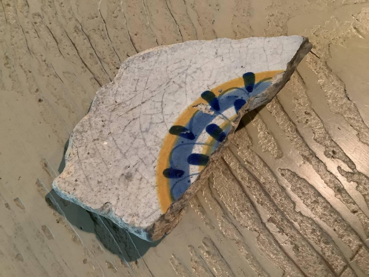 オブジェ ヨーロッパ 陶片 その2_画像5