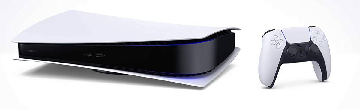 明細書付 新型軽量版 ラチェットセット PlayStation 5 (CFI-1100A01) ディスクドライブ搭載型 未開封新品 PS5 SONY ソニー プレステ5