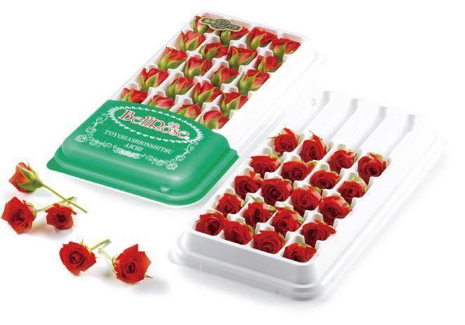 食べられる薔薇ベルローズ20輪入り 送料無料_画像2
