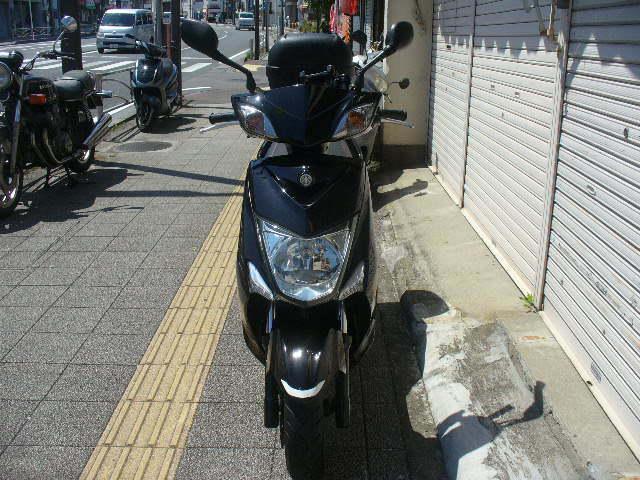 ★☆即決 シグナスX SE44J 軽整備済 自賠責保険付 横浜☆★_画像4