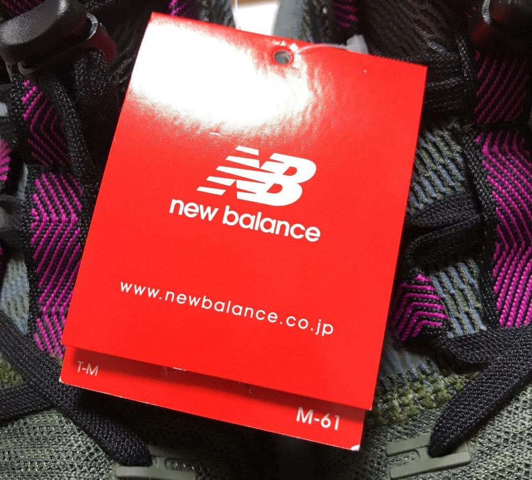 秋を先取り。。。★☆定価9900円☆★NEW BALANCE ニューバランス ミッドカットスニーカー 25.5cm 新品