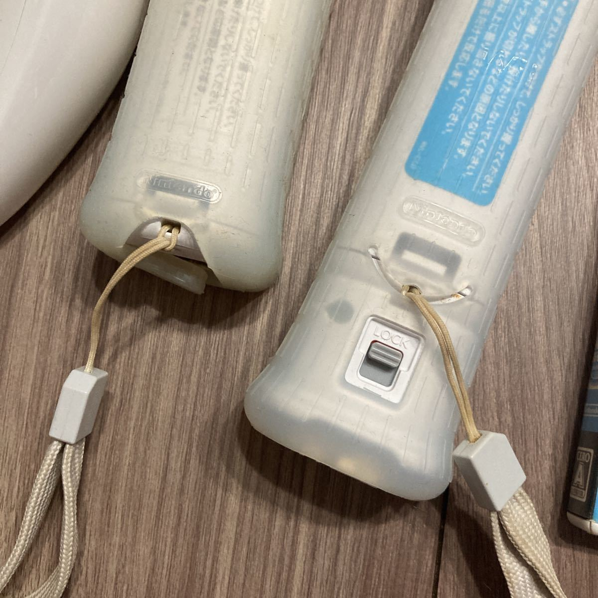 Nintendo Wii リモコン ソフト セット モーションプラス ヌンチャク ドンキーコング ソフトカバー付属