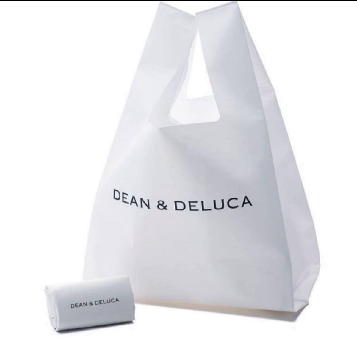 DEAN&DELUCA ミニマムエコバッグ ディーン&デルーカ ショッピングバッグ エコバッグ 新品未使用