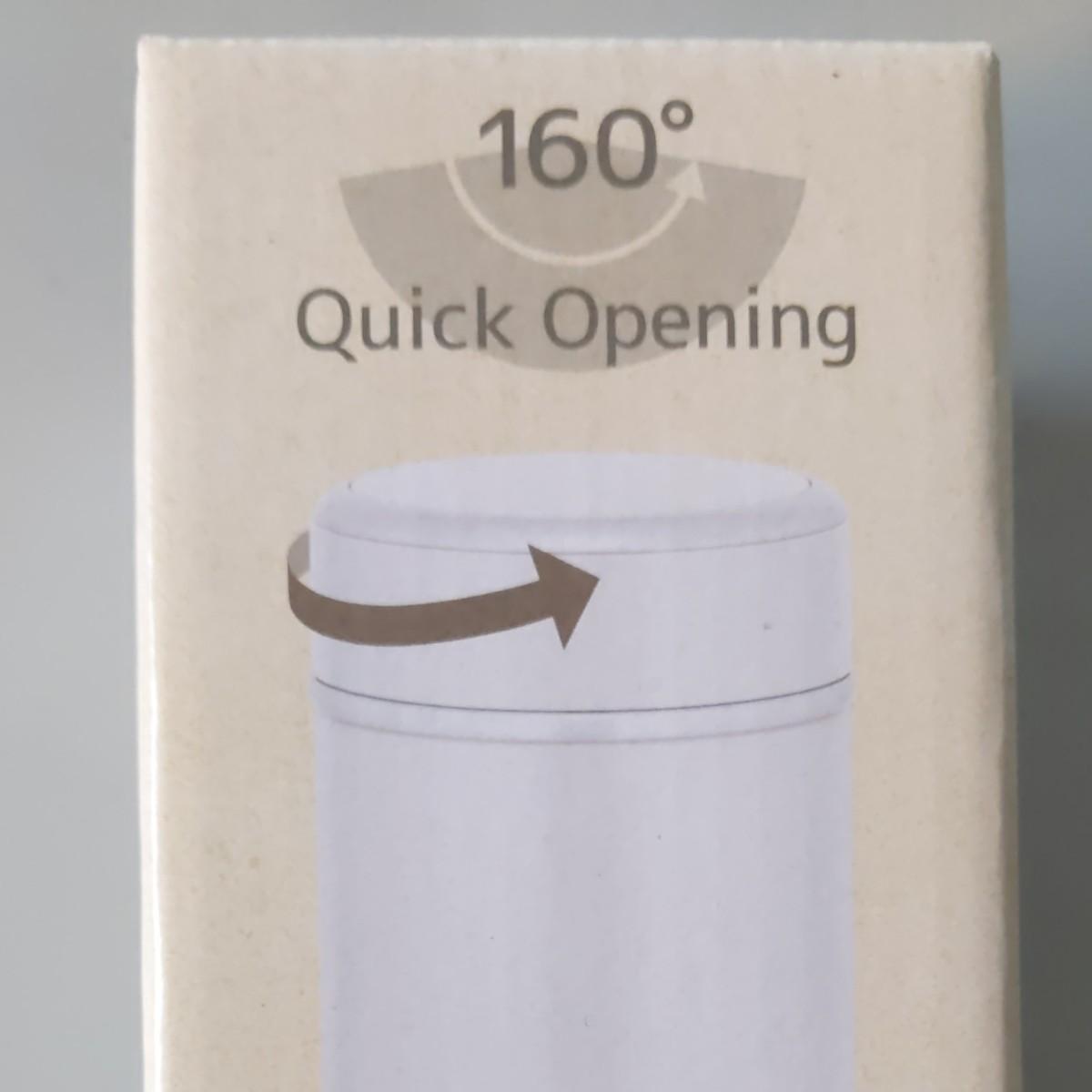 真空断熱ケータイマグ 0.5L(マットホワイト)JOG-500 MTWH