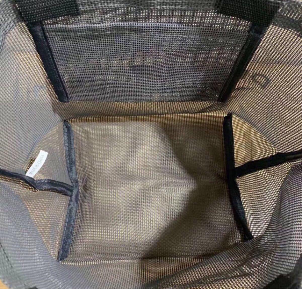 DEAN&DELUCA エコバッグ ショッピングレジ袋  トートバッグ ミニサイズ