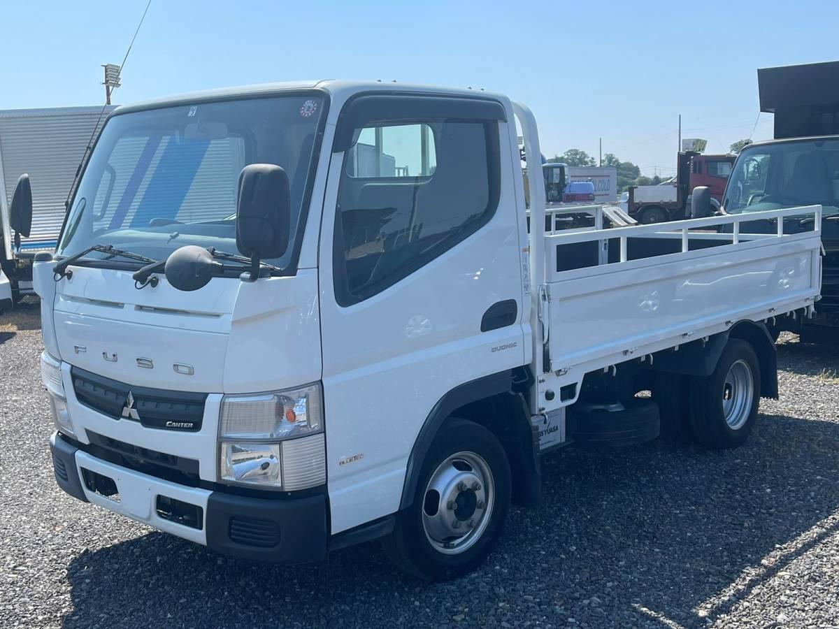 「三菱 ふそう FUSO CANTER キャンター 1.5t トラック 平成26年 29万キロ」の画像1