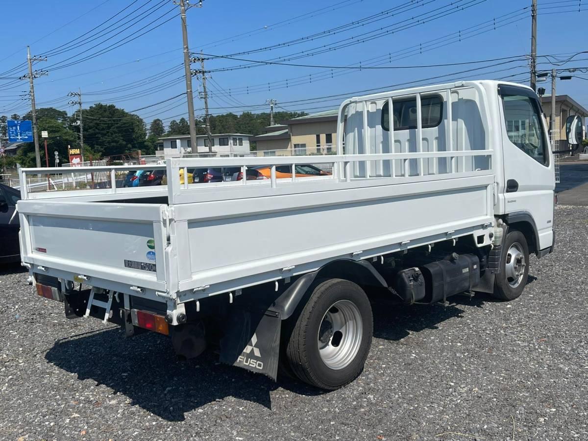 「三菱 ふそう FUSO CANTER キャンター 1.5t トラック 平成26年 29万キロ」の画像3