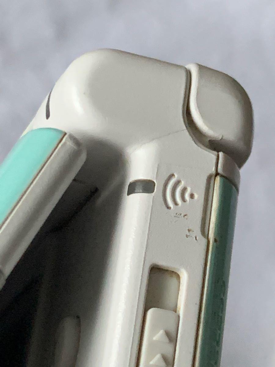 ニンテンドー 3DS LL ミント ホワイト 本体 充電器 セット 0897