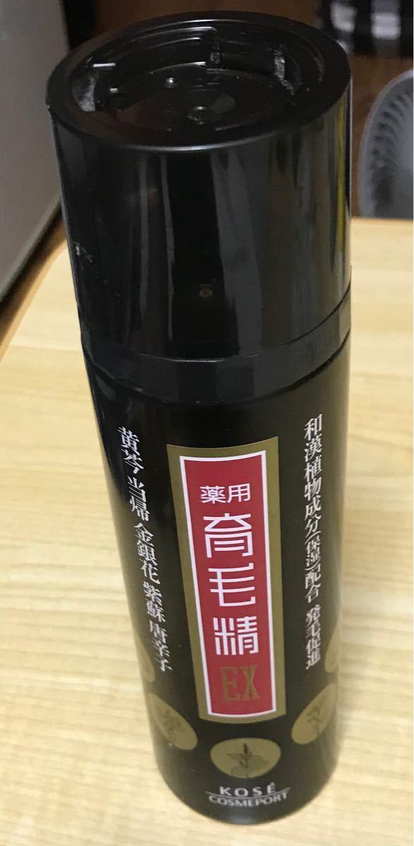 KOSE 薬用 育毛精 EX(無香料)