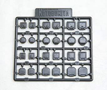 コトブキヤ M.S.G モデリングサポートグッズ プラユニット ハッチ ノンスケール プラモデル用パーツ P134R_画像1