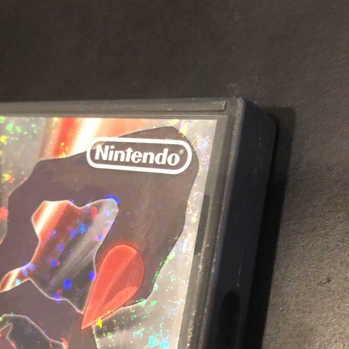 DS ソフト ポケットモンスタープラチナ レア ゲームソフト