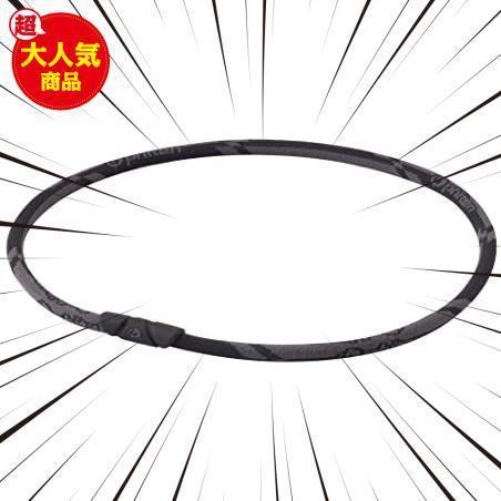 ファイテン(phiten) ネックレス RAKUWAネック ゼネラルモデル 50cm_画像1