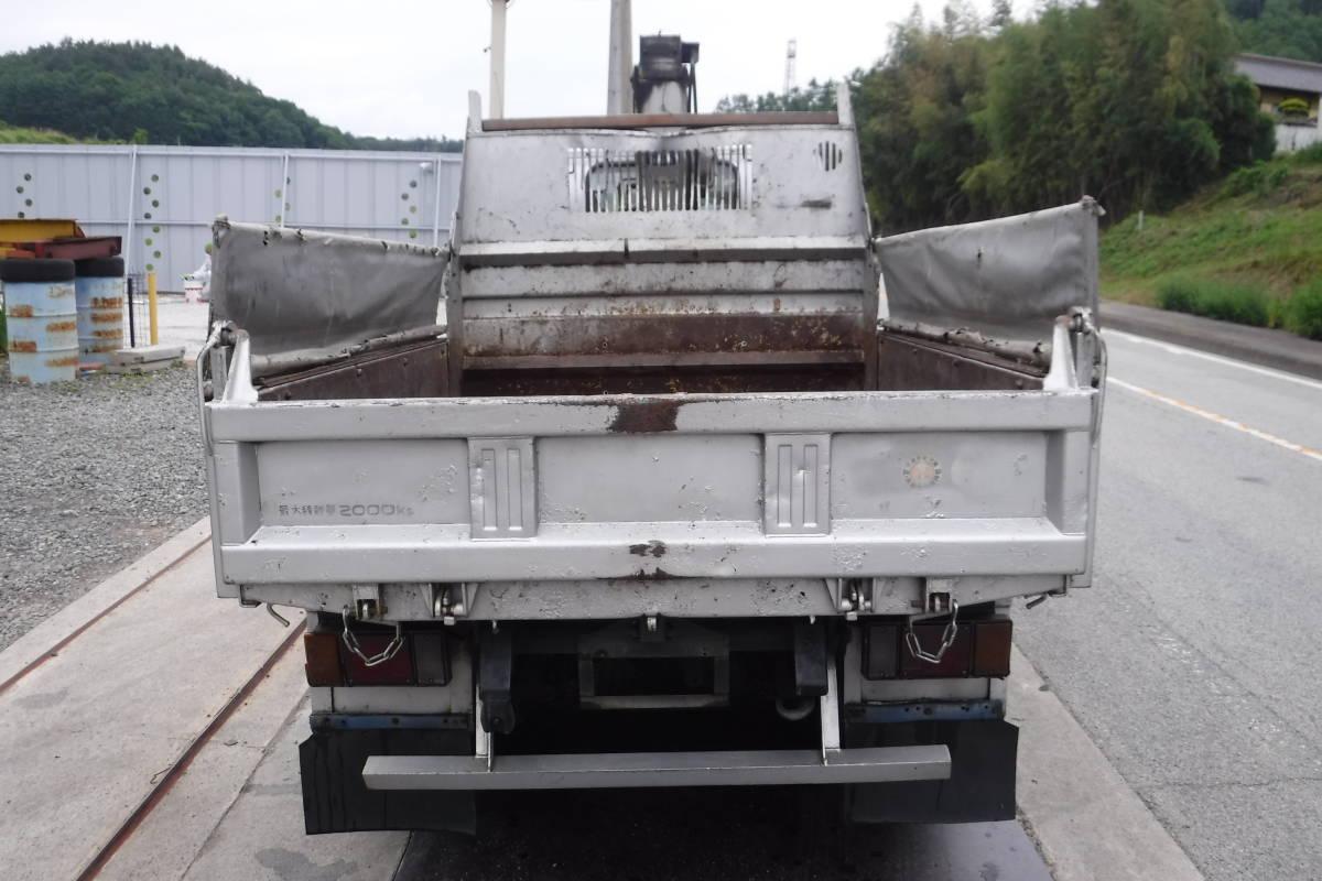 いすゞ エルフ ダンプ クレーン付き クレーン付きダンプ_画像6
