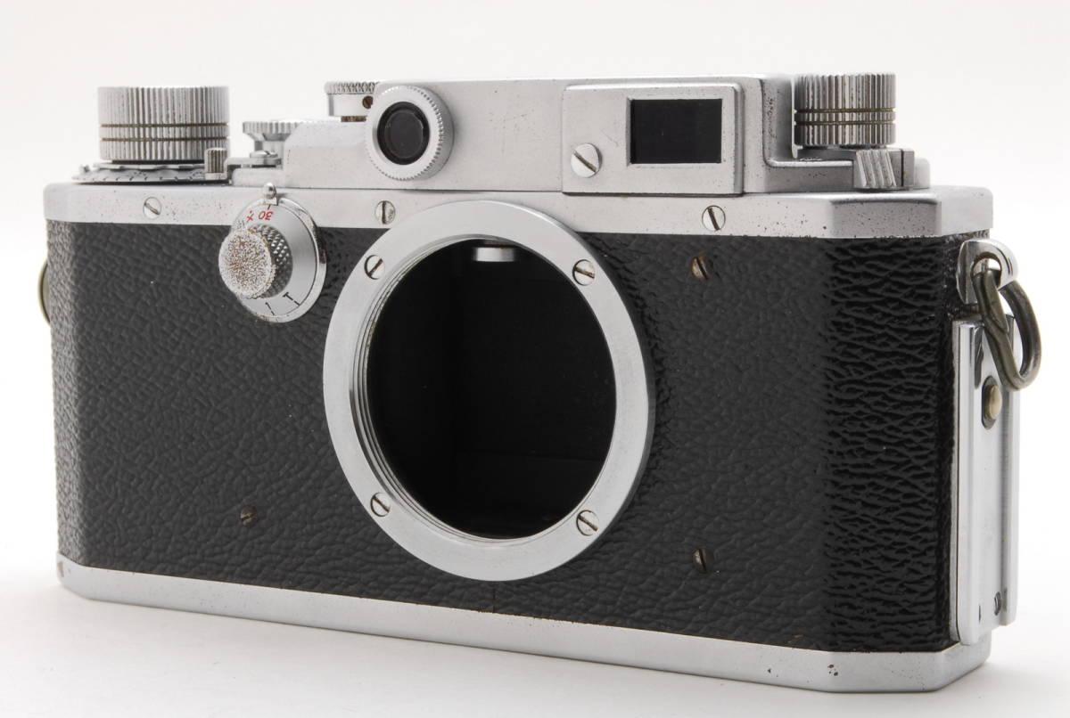 [AB-品]Canon IVsb 改 II型★絶好調★4sb★Leica★ボディ★1014