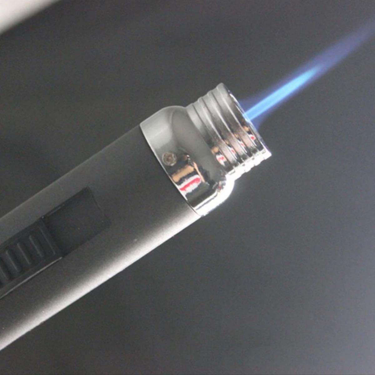 ガスペンバーナー 1300度トーチ 簡単溶接もできる ポケットキャンプライター