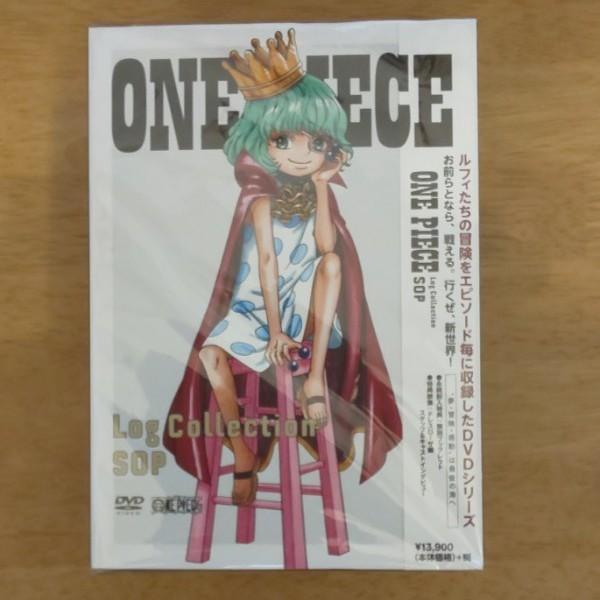 "初回仕様 ONE PIECE 4DVD/ONE PIECE Log Collection""SOP"