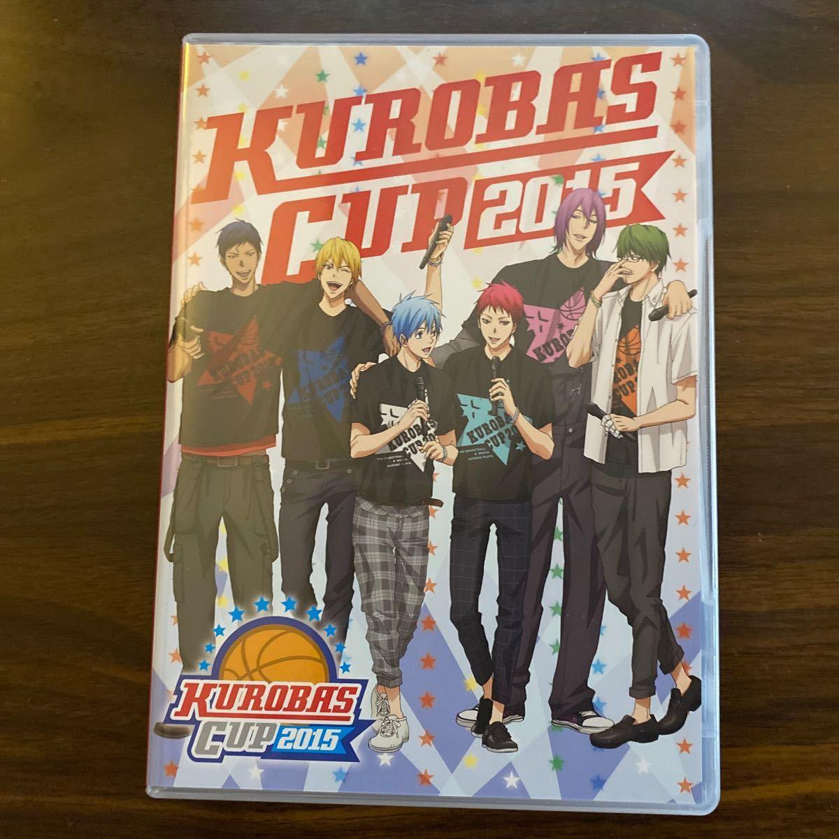 DVD KUROBAS CUP 2015/黒子のバスケDVD