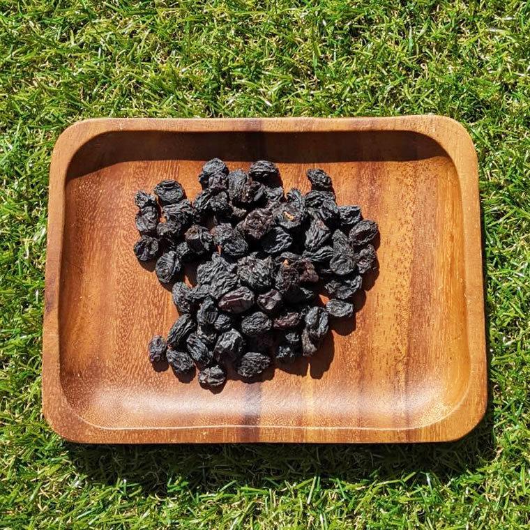【BI】 ドライフルーツ ブラックレーズン 220g 黒レーズン 無添加 砂糖不使用 ノンシュガー レーズン 干しブドウ 干しぶどう_画像5