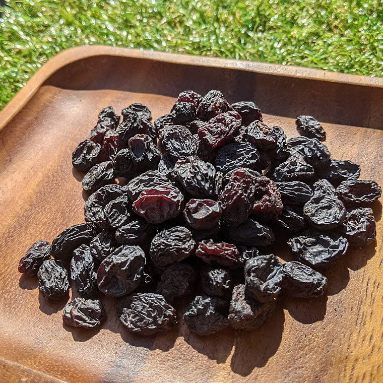 【BI】 ドライフルーツ ブラックレーズン 220g 黒レーズン 無添加 砂糖不使用 ノンシュガー レーズン 干しブドウ 干しぶどう_画像4
