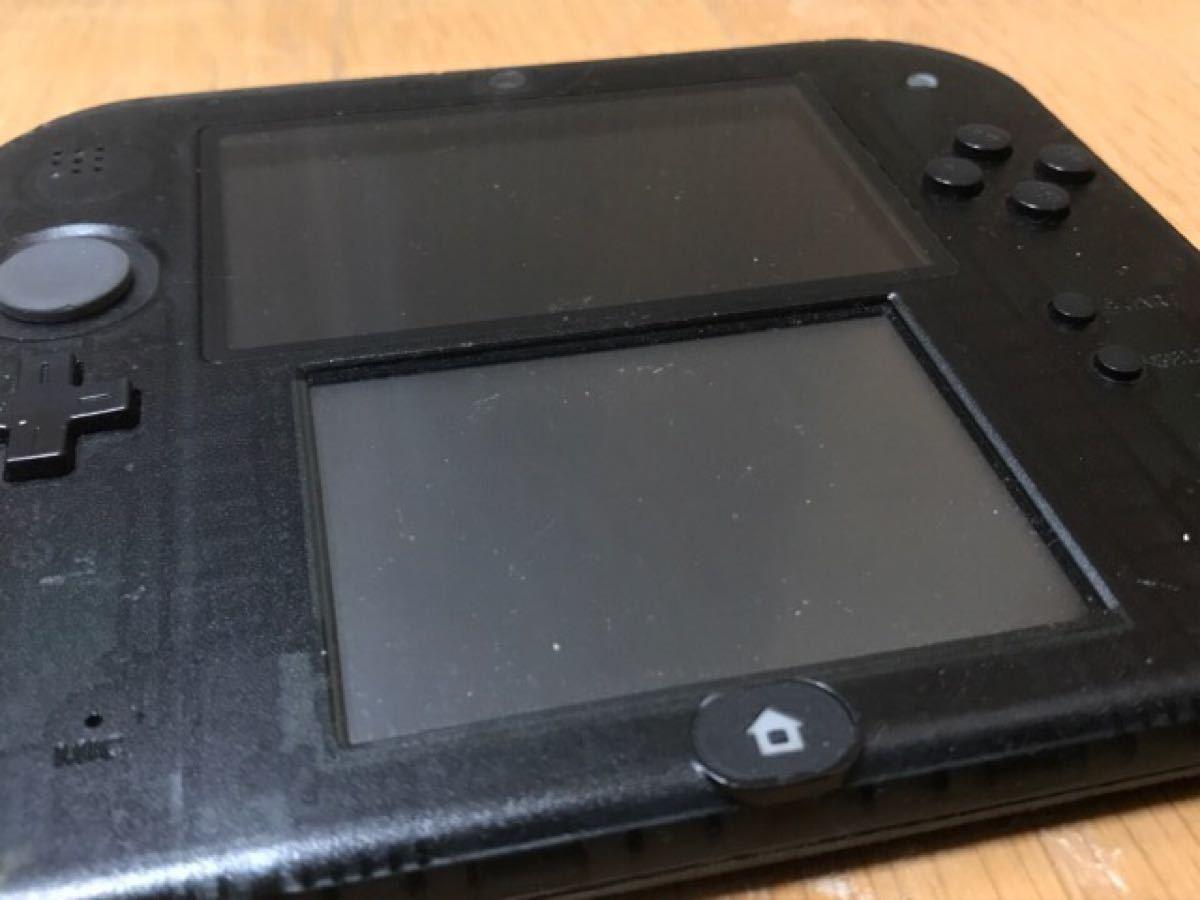 任天堂 2DS ジャンク nintendo ニンテンドー2DS
