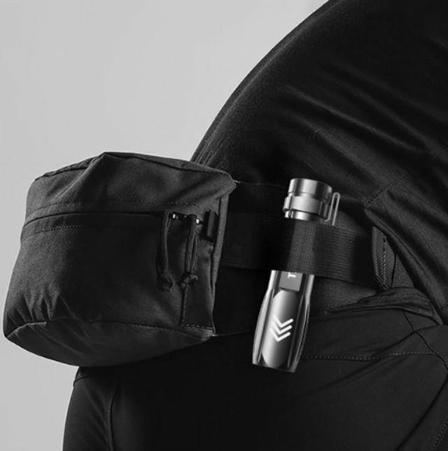 ケーブル付 実用的☆懐中電灯 led 強力 USB充電式 防水 携帯 防災