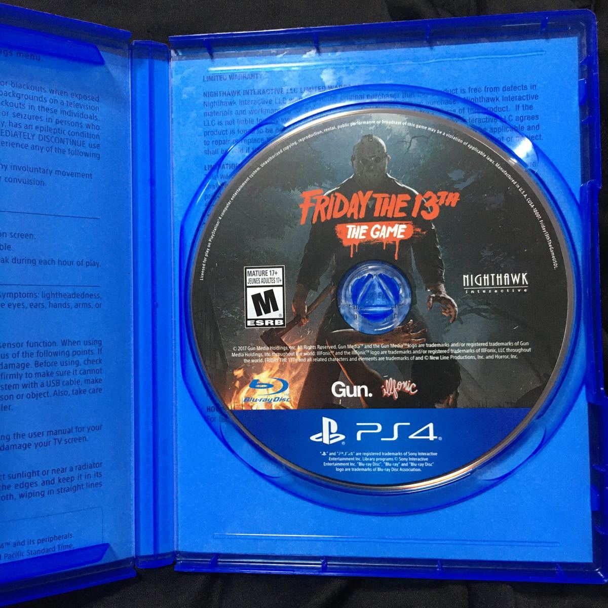 【PS4】 Friday The 13th The Game [輸入版:北米]送料無料、匿名配送、当日発送可能♪