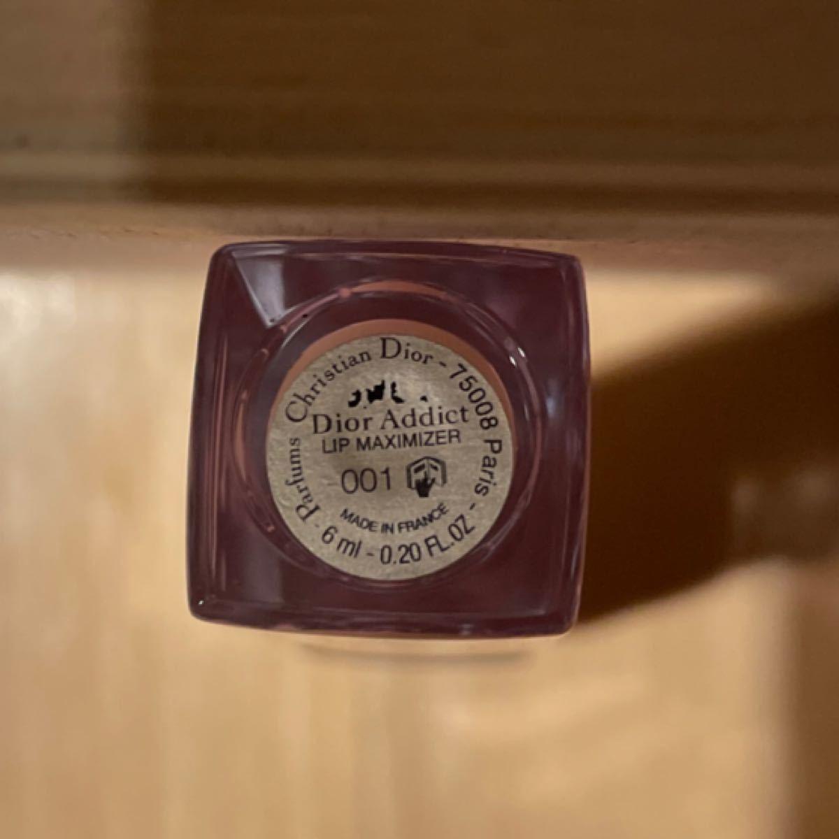 Dior ディオールアディクトリップ マキシマイザー リップグロス クリスチャンディオール