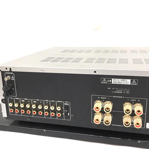 1円 ONKYO A-977 インテグレーテッドアンプ オーディオ機器 動作確認済み オンキョウ_画像5