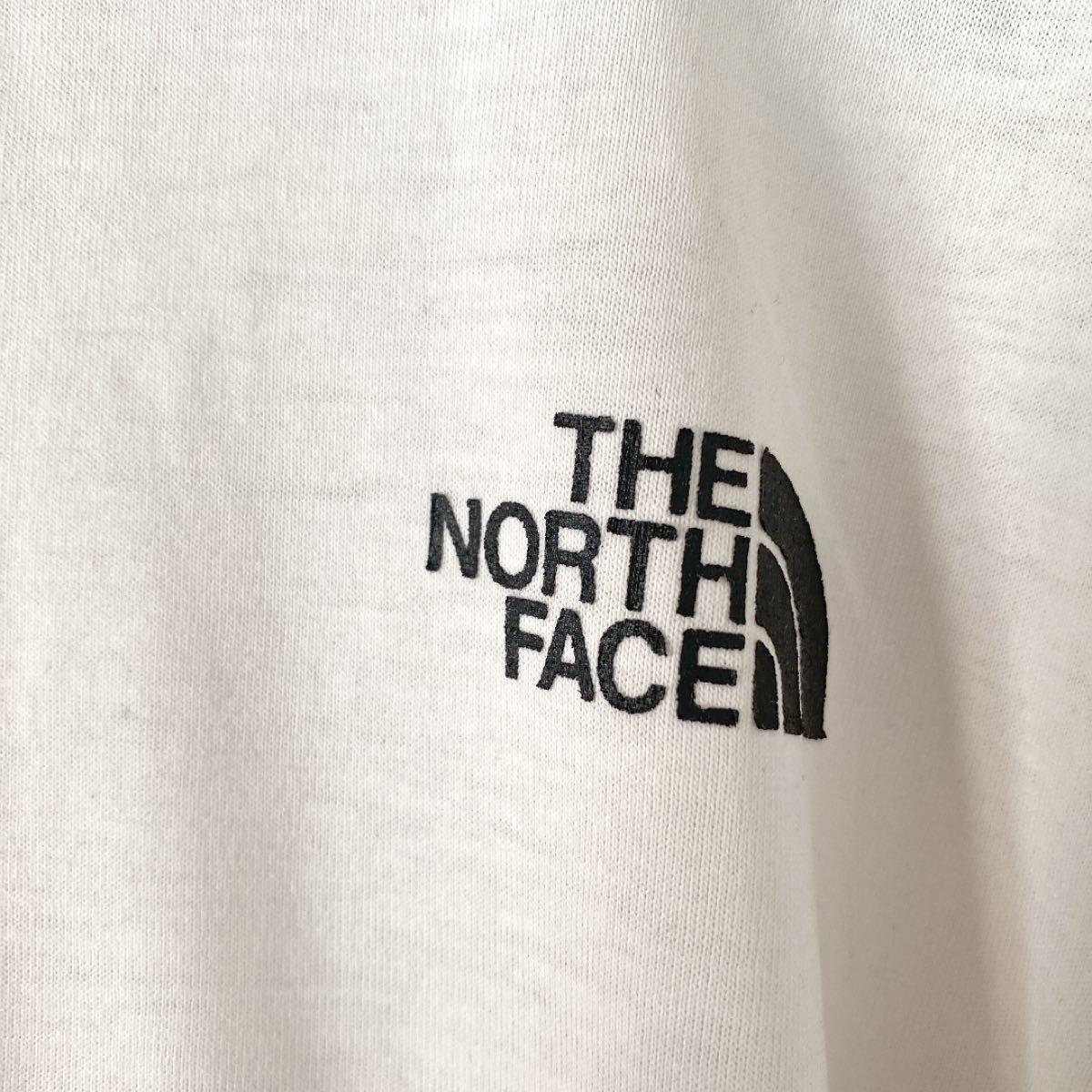 THE NORTH FACE ザ・ノースフェイス Tシャツ 半袖 ロゴ