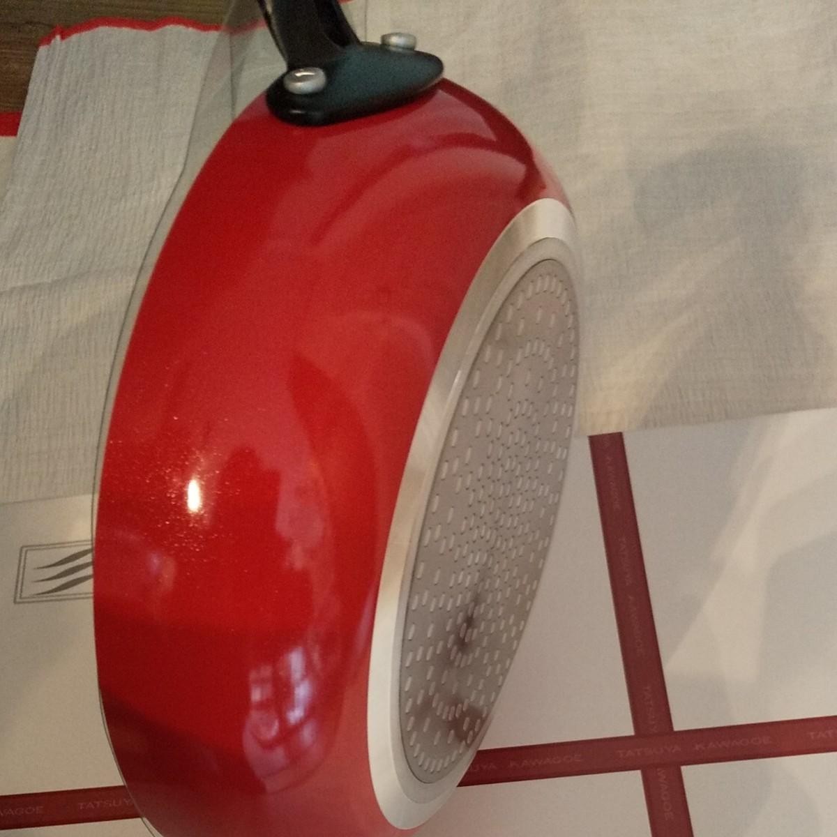 フライパン20cmと  シリコン鍋