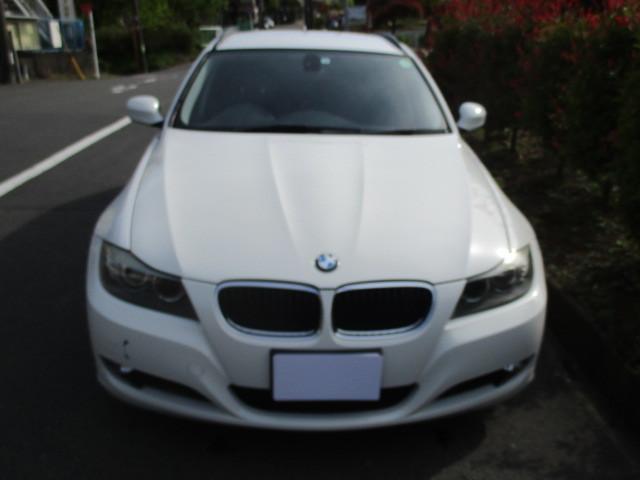 「BMW320i ツーリング 後期」の画像1