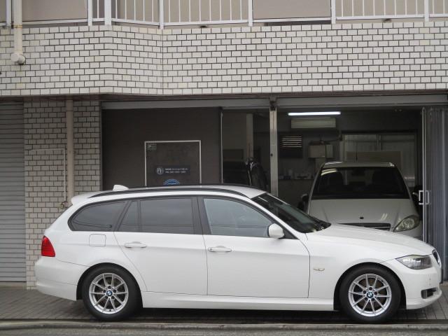 「BMW320i ツーリング 後期」の画像2