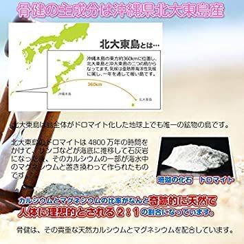 ASTALIVE(アスタライブ) カルマグ月桃 骨健 120粒(30日分)栄養機能食品(カルシウム・マグネシウム・ビタミンD)_画像9