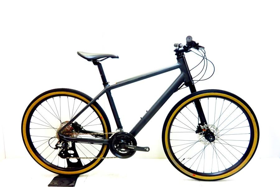 徳山)[店頭引取限定] キャノンデール CANNONDALE BADBOY 3 2020年モデル アルミ クロスバイク Sサイズ ブラック_cpj-210620C03A-bi-002000212_1.jpg