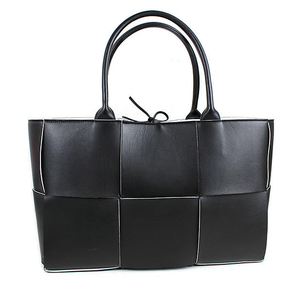 ボッテガヴェネタ トートバッグ ハンドバッグ ショルダーバッグ 黒 ブラック 美品 o508_画像2