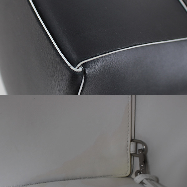 ボッテガヴェネタ トートバッグ ハンドバッグ ショルダーバッグ 黒 ブラック 美品 o508_画像6