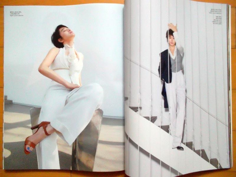 [キム・ヘス] 韓国雑誌切り抜き 表紙+特集10P/2020年5月号 _画像6