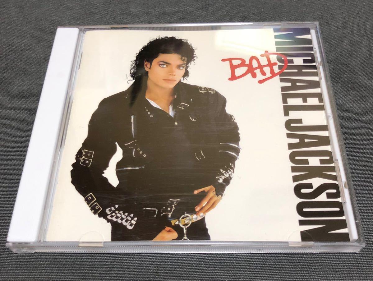 マイケル・ジャクソン   BAD    CD