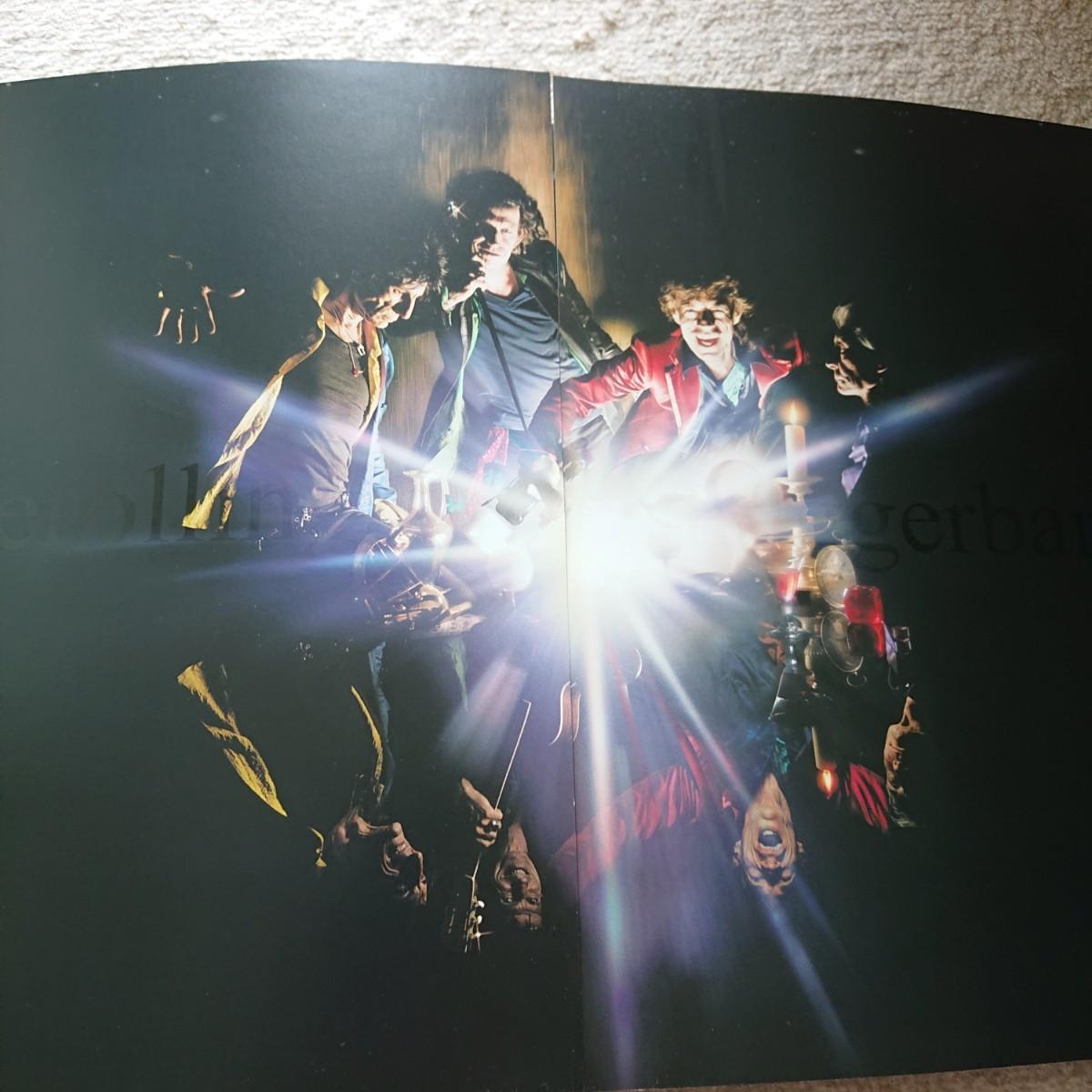 The Rolling Stones ローリング・ストーンズ 2002,2006 ライブパンフレット2点