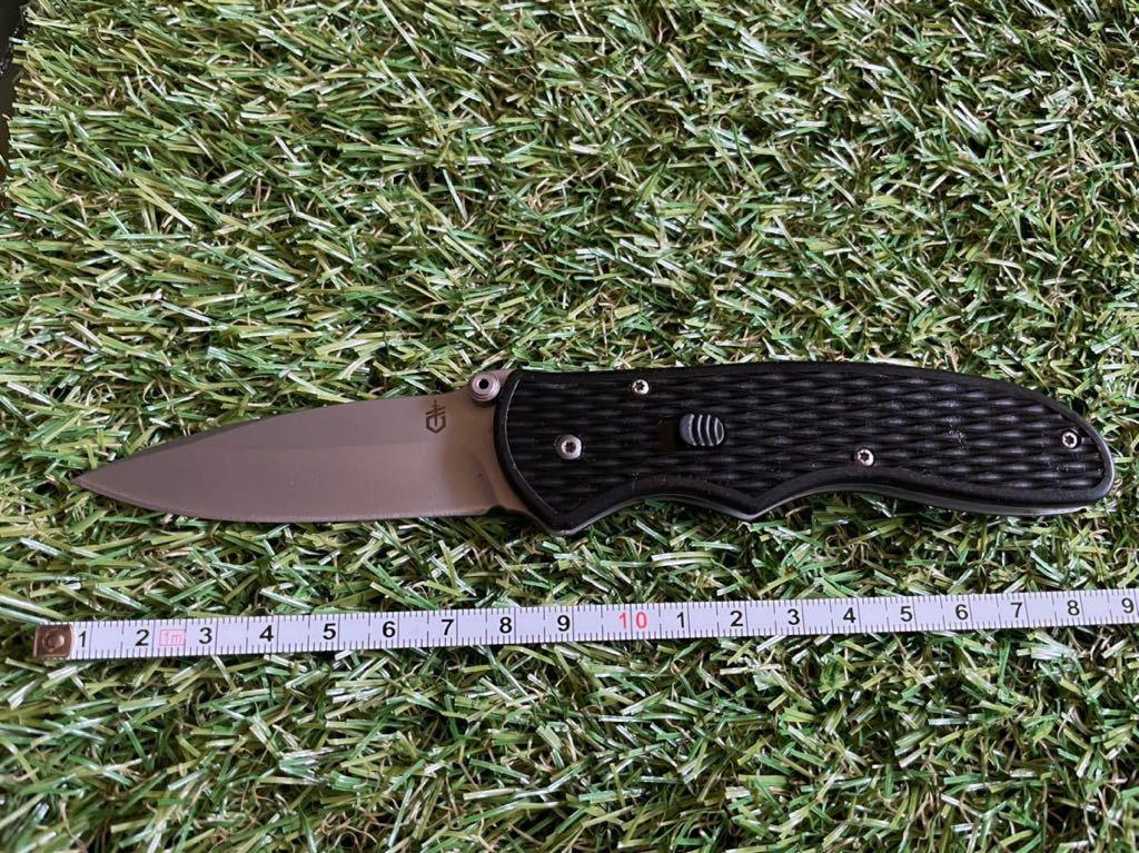 GERBER Folding Knife #006 ガーバー フォールディングナイフ 折りたたみナイフ